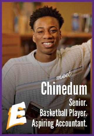 2018 Project Teen Money Chinedum senior basketball player aspiring accountant
