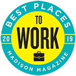 Summit named a Best Place to Work by Madison Magazine in the category of companies with 101+ employees.