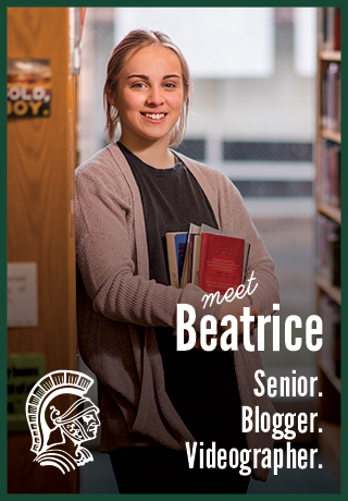 Beatrice Naujalyte | Madison Memorial High School