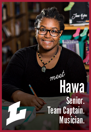 Hawa M. Bah | Madison La Follette High School