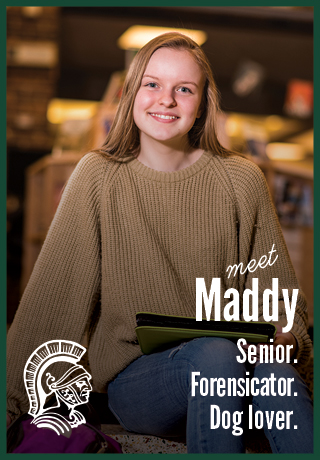 Maddy Reynolds | Madison Memorial High School