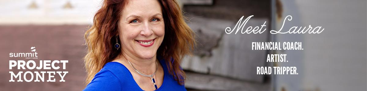 Meet Laura financial coach artist road tripper