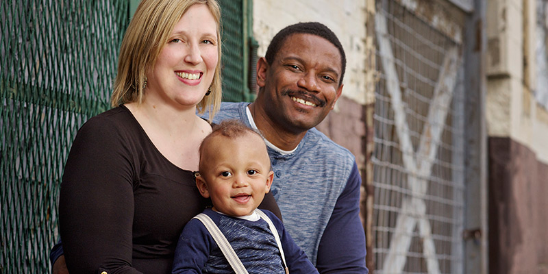 Moriah and Terrance and Daylen