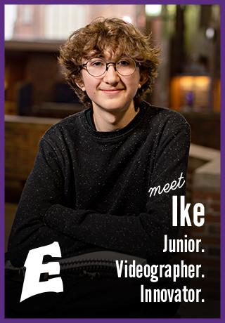 Meet Ike | Junior. Videographer. Innovator. | Madison East High School | Project Teen Money