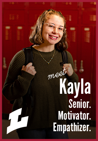 Meet Kayla | Senior. Motivator. Empathizer. | Madison La Follette High School | Project Teen Money