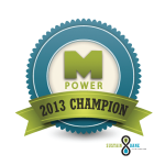 M power 2013 Champion
