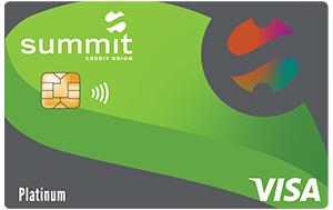 Summit Visa Platinum Credit Card