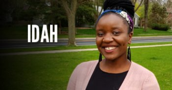 Meet Idah. Project Money 2020