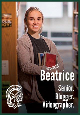 Beatrice Naujalyte | Madison Memorial High School