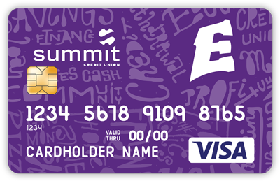 Summit East High School Debit Card