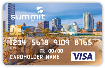Summit debit card