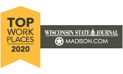 Summit recognized as a Top Workplaces for 2020 by the Wisconsin State Journal.