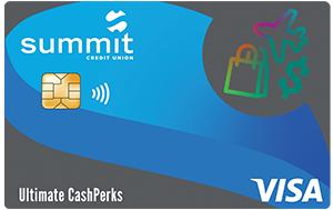 Ultimate CashPerks Credit Card